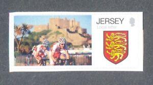 Jersey-Cycling -Crest self adhesive + tab mnh