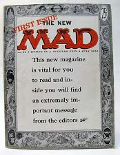 MAD MAGAZINE #24 July 1955 First Magazine format issue VERY GOOD or nicer