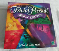 Trivial Pursuit Genus Edition Hasbro Board Game Missing Instruction