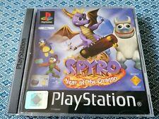Spyro year of the dragon Sony PlayStation 1 2 3