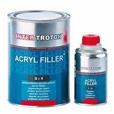 3 L 2K ACRYL Füller weiß 5:1 Filler Haftgrund Grundierung für Lackierung TOPWARE