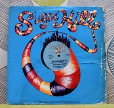 SUGARHILL GANG - Hot Hot Summer Day [Vinyl 12 Inch,1980] USA Import SH-547 *VG+
