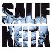 SALIF KEITA  BEST OF SALIF KEITA THE GOLDEN VOICE WRASSE 2 CD SET '01 NEW&SEALED