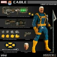 Mezco Toys Marvel PX Cable 1/12th Collective Figure 6in. New Hot Toy In Stock