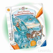 RAVENSBURGER tiptoi® Buch - Meine schönsten Weihnachtsmärchen - Märchen - NEU