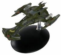 Eaglemoss Star Trek ONLINE #4 I.K.S Bortasqu'-Class Klingon Flagship PRE-ORDER