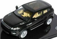 Range Rover Evoque - Santorini Black, 1:43 SCALE Dealer Model Car