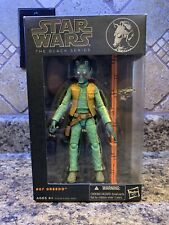 Hasbro Star Wars The Black Series Greedo Action Figure