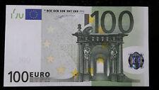 Banknote: Billet 100 EURO 2002 W.Duisenberg FRANCE U P006  Très très bon état