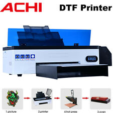 Dtf Uv Printer Direct To Film T Shirt Flatbed Heat Transfer Epson R1390 Printer