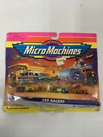 Micro Machines #29 Racers Pack - Galoob - Super Truck, Pace Car  Damaged Pack