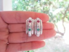 .26 Carat Diamond White Gold Piaget Authentic Earrings 18k sepvergara