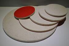 1 Klett-Filzscheibe Polierscheibe 250 mm Dicke ca. 10 mm