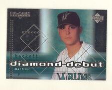 2000 UPPER DECK DIAMOND DEBUT JOSH BECKETT ROOKIE CARD #104 NM-MINT (500)