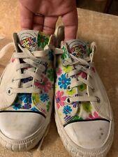 Vintage Keds Looney Tunes Daffy Duck Women's Tennis Shoes Women Sz 8 Worn Some