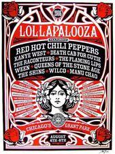 Lollapalooza 2006 - Shepard Fairey