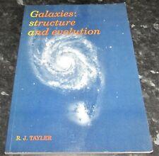 Galaxien: Struktur und Entwicklung (Astronomie) - Roger Tayler - 1993-PB