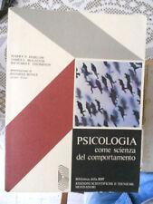 Psicologia come scienza del comportamento - Biblioteca dell'EST Mondadori 1976