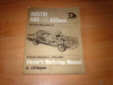 Austin 1959 Car Service & Repair Manuals
