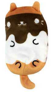 Cats vs Pickles 4-inch Beanbag Soft Plush Toy #177 S'MORES