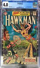 HAWKMAN #1 1964 CGC 4.0