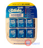 6Pk Oral B Glide Dental Pro-Health Advanced Floss