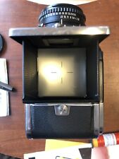 Hasselblad 500EL/M With 80mm 2.8 Planar Lens Zeiss Lens T* Charger Film Clean