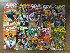 STARS AND STRIPE COMIC LOT 10 ISSUES DC COMICS NEWSSTAND EDITIONS STARGIRL