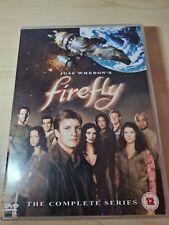 Firefly - Der Aufbruch der Serenity: Die komplette Serie (4 DVDs) (DVD, 2005)