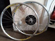 """Mavic Crossland wheelset - Cannondale Lefty - 26"""" - New"""