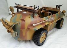 1/6 Ultimate Soldier German WWII  Schwimmwagen + upgrades