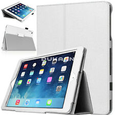 """Flip Magnetic Leather Stand Case For Apple iPad 9.7"""" 6th Gen 2018 & 5th Gen 2017"""