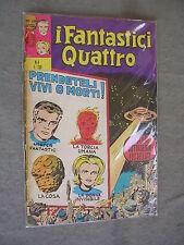 I FANTASTICI QUATTRO #   4 - 1a EDIZIONE - CORNO EDITORE - OTTIMO