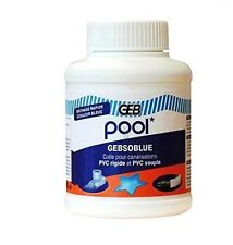 COLLE CANALISATION PVC SPECIAL PISCINE GEBSOBLUE GEB