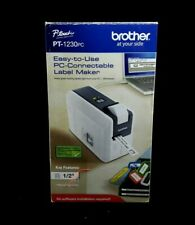 Brother P-Touch PT-1230PC PC-Connectable Label Maker
