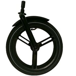 Brand New Phil and Teds Vibe v2 and v3 front wheel and J bar