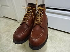 VINTAGE RED WING 4439 BOOTS PT83 GREAT COND FEW TIMES USED MADE IN USA 11.5