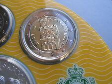 SAN MARINO 2 Euro 2007 aus dem KMS