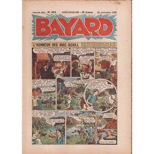 BAYARD L'Honneur des Mac Ochill et Le Lion des Cévennes Hebdo 26 nov. 1950 N°208