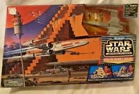 Star Wars Action Fleet YAVIN REBEL BASE PLAYSET Galoob Micro Machines MISB