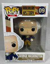 George Washington POP Vinyl Figure #09 Funko Icons American History New