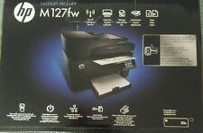 HP Laserjet Pro M127FW Wireless All-in-One Monochrome Printer