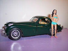 Bburago scala 1:24 - Jaguar XK 120 Coupé
