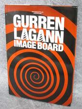 GURREN LAGANN Tengen Toppa IMAGE BOARD Art Illustration Book 32*