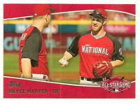 2015 TOPPS UPDATE BRYCE HARPER MLB ALL-STAR GAME ACCESS INSERT CARD (NATIONALS)