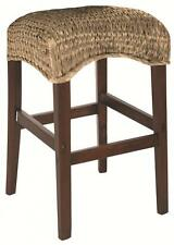 """Westbrook Woven Natural 24"""" Backless Counter Stool by Coaster 101097 - Set of 2"""