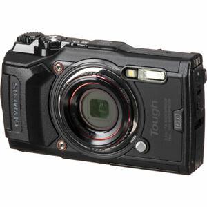 Olympus Tough TG-6 Digital Camera (Black) V104210BU000
