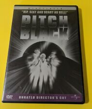 """Pitch Black (Dvd, 2000, Unrated Director's Cut, Widescreen) """"Nightmarish!"""""""