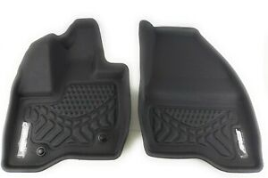 Floor Mats for 2011-2014 Ford Explorer Custom Fitment Front Weather Molded Mats