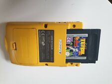 Nintendo Game Boy Color Spielkonsole - Gelb